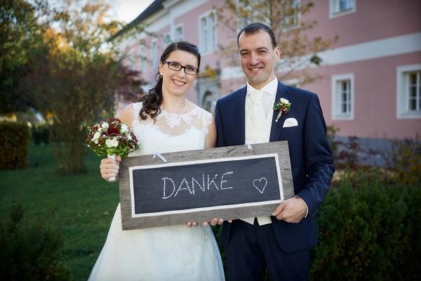 Neuhofen an der Krems - Gabi und Thomas - Schloss Gschwendt - Hochzeitsfotograf Harald Stampfer