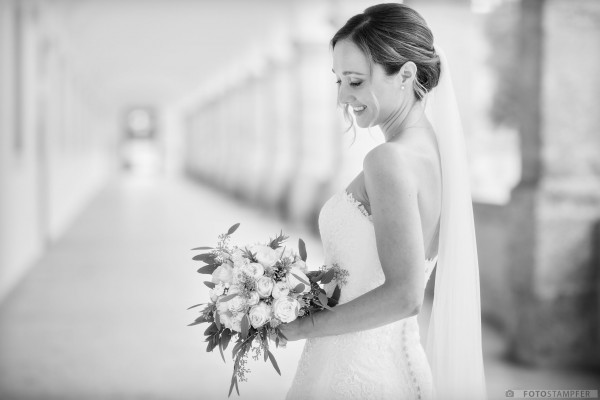 Hochzeit in Bad Hall - Irmi und Manuel - Stift Kremsmünster - Hochzeitsfotograf Harald Stampfer