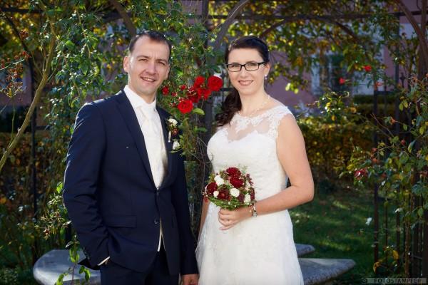 Hochzeit in Neuhofen - Gabi und Thomas - Schloss Gschwendt - Hochzeitsfotograf Harald Stampfer