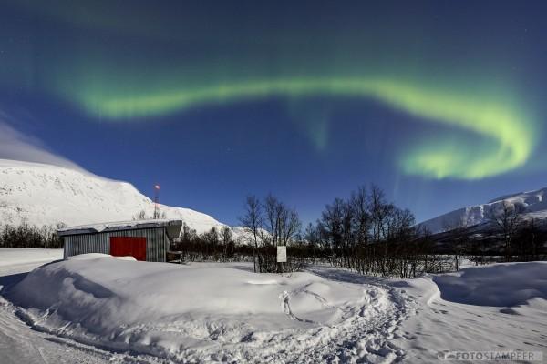 Polarlichter in Nordnorwegen - Fotograf Harald Stampfer