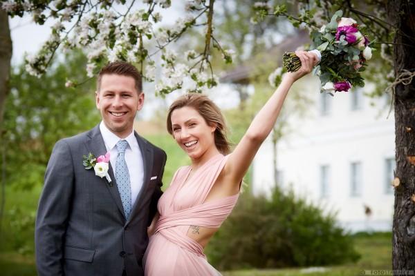 Hochzeit in St. Leonhard - Melanie und Leonhard - Hochzeitsfotograf Harald Stampfer